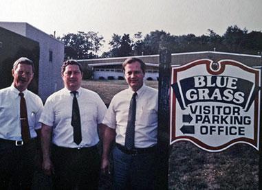 4th generation. Bill, Glenn, Jay