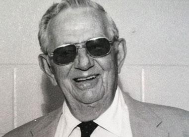Bernard Rice 3rd generation family owner.